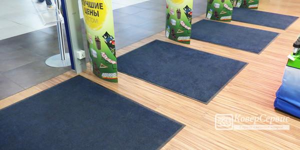 Аренда грязезащитных ковров минск